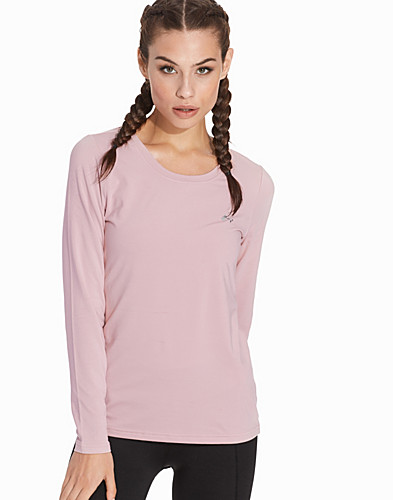 onpCLAIRE PLAIN LS TRAINING TEE O (2266337411)