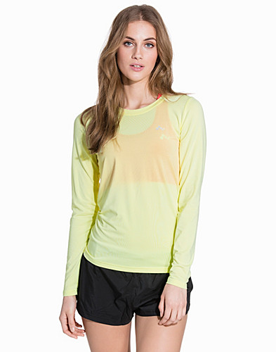 onpCLAIRE PLAIN LS TRAINING TEE O (2165882531)