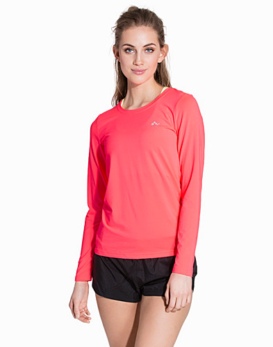 onpCLAIRE PLAIN LS TRAINING TEE O (2165882873)