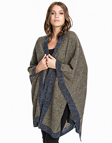 VILOUD KNIT CAPE (2044021499)