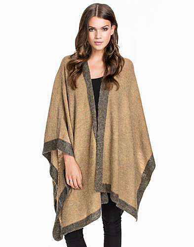 VILOUD KNIT CAPE (2041594893)