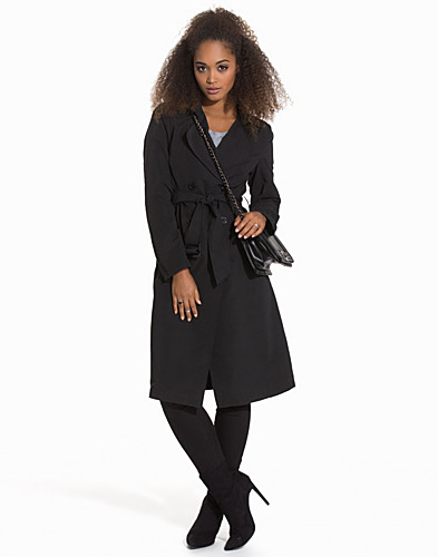 FIBERTA LONG TRENCHCOAT (2113603581)