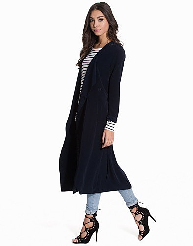 onlNEW LIZZY LONG COAT OTW (2116587923)