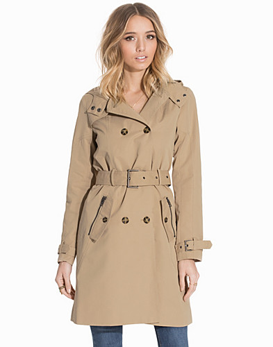 onlSAVANNAH LONG TRENCHCOAT OTW (2143963461)