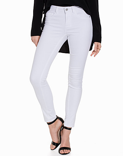 onlULTIMATE SOFT REG SKINNY WHITE (2147694703)