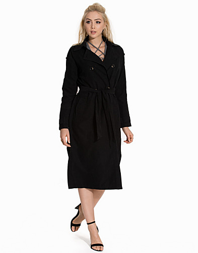 VIEMMELY LONG TRENCHCOAT TB (2143963651)
