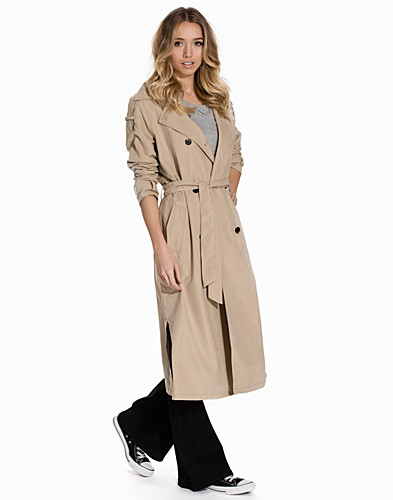 VIEMMELY LONG TRENCHCOAT TB (2143963665)