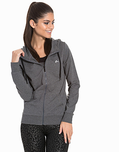 onpLINA ZIP HOOD SWEAT OPUS (2267167121)