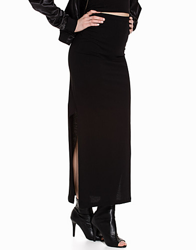 onlABBIE LONG SLIT SKIRT NOOS (2160401049)