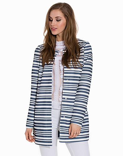 JDYRIGHT SPRING STRIPE COAT OTW (2157032975)