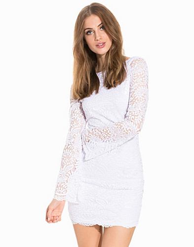 VMCELEB WL FLARE MINI LACE DRESS (2159178909)