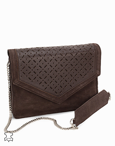 PCBLOSSOM SUEDE CROSS BODY BAG (2174488405)