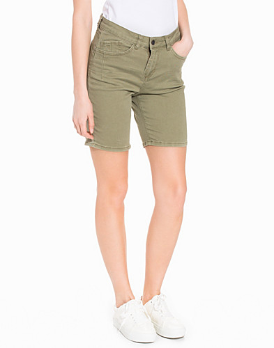 OBJALLY CANVAS SHORTS (2189838019)