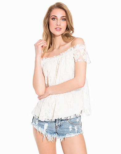 OBJCORA OFF SHOULDER TOP ST (2172645983)