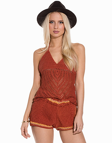 FILISTO CROCHET STRAP TOP (2200991575)