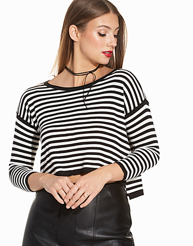 onlFRANCIS STRIPED 78 PULLOVER KNT (2227596527)