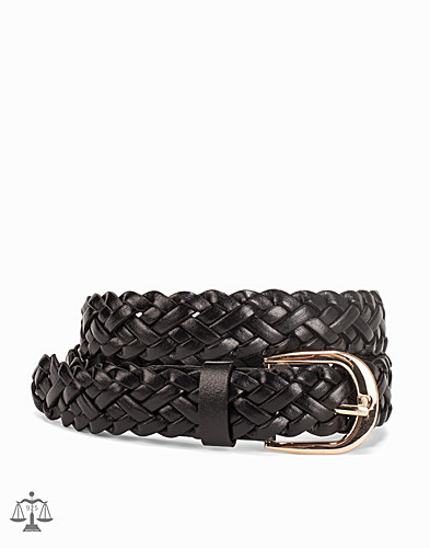 PCAVERY LEATHER BRAIDED JEANS BELT (2239961833)