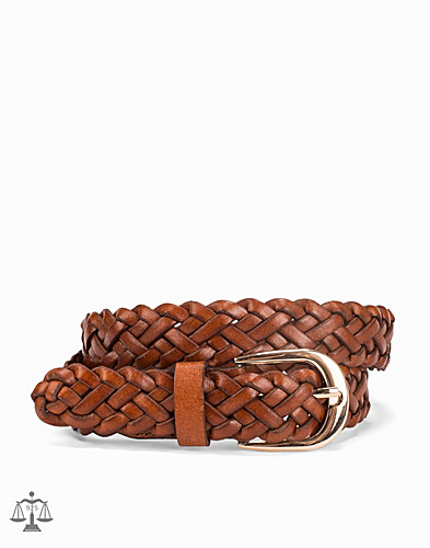 PCAVERY LEATHER BRAIDED JEANS BELT (2239961835)