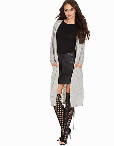 RIVA LONG KNIT CARDIGAN NOOS (2266337477)