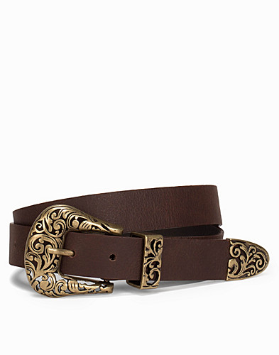 VMTUI LEATHER JEANS BELT (2266337537)