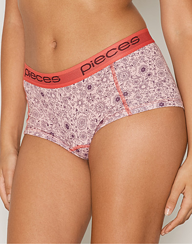 PCLOGO LADY BOXERS 14 166 FLOWERS (2301160739)