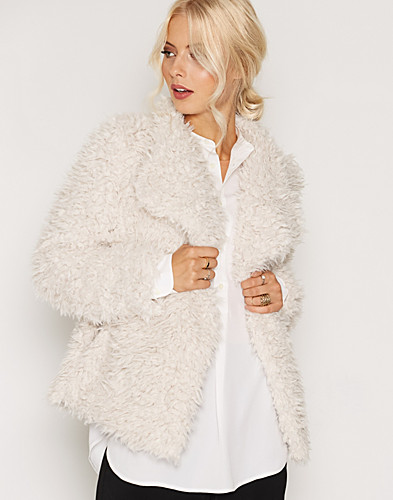 VMJAYLA SHORT FAKE FUR JACKET (2294415197)