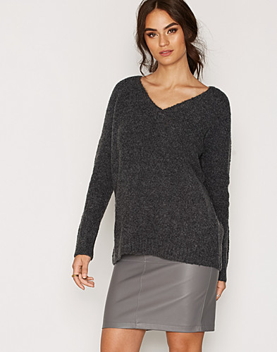 VIPLACE V NECK KNIT TOP NOOS (2286839003)