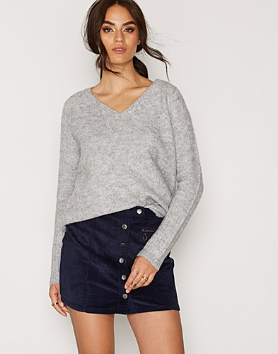 VIPLACE V NECK KNIT TOP NOOS (2286839005)
