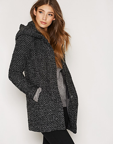 onlINDIE SEDONA LONG WOOL COAT CC O (2286839009)