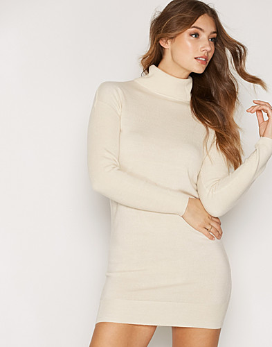 JDYBELLAMI LS HIGHNECK DRESS KNT (2287655983)