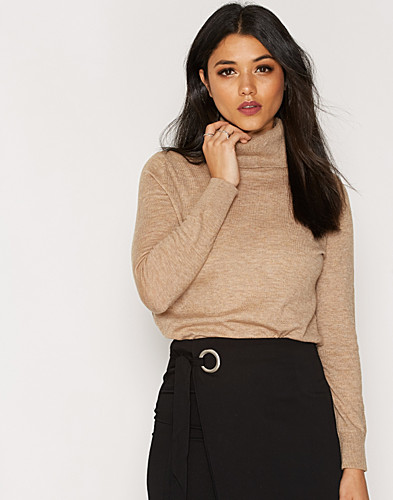 SFMAIA LS KNIT ROLLNECK (2276386369)