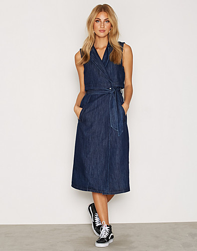 Nelly.com SE - onlBECCY LONG DNM TRENCH WAISTCOAT 299.00 (599.00)