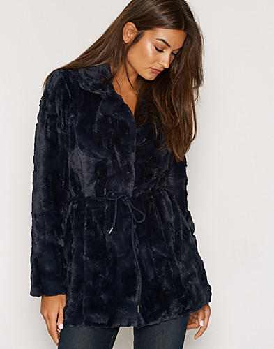 VMELLEN FAKE FUR JACKET (2295245365)
