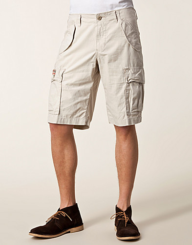 Post Army Cargo Shorts
