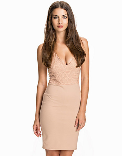 Lace Top Bodycon (2008710389)