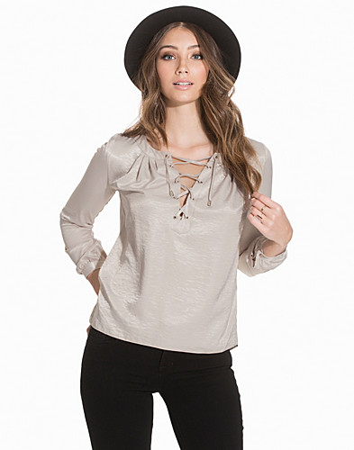 Hammered Satin Oyster Top (2138141113)