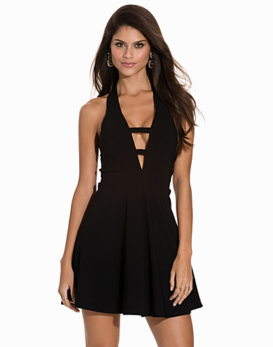 Padded Back Zip Dress (2138141397)