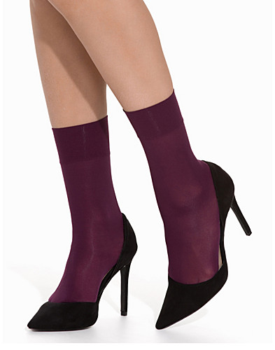 40 Denier Knee High Socks