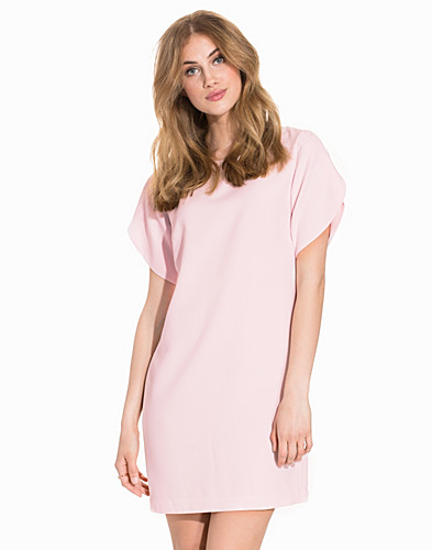 Arrow Crepe Dress