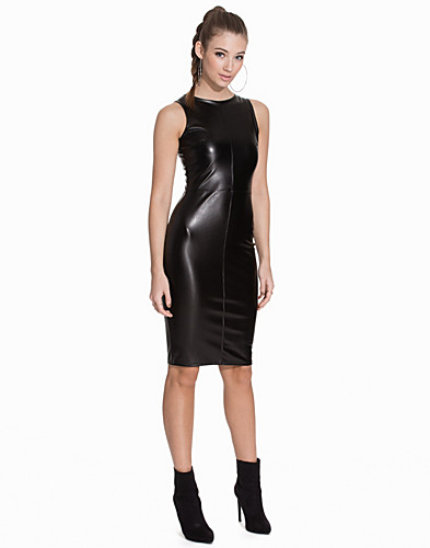 Leather Look Dress (2120961533)