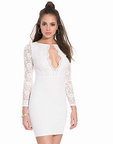 Lace Top Bodycon (2166598953)