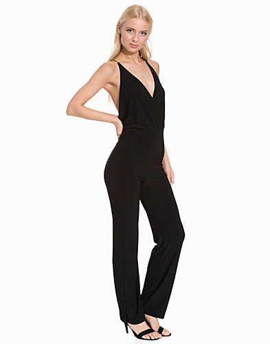 Front Wrap Jumpsuit (2165883091)