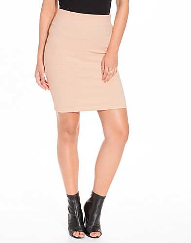 Bandage Zip Skirt (2251728657)