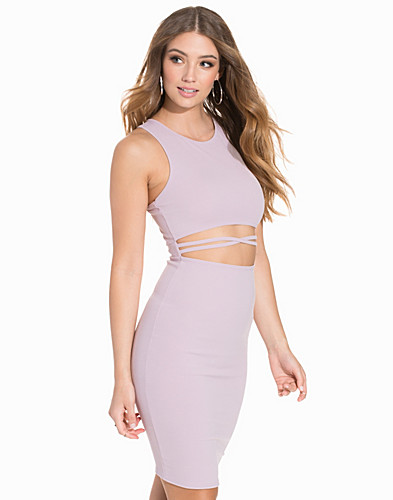 Waist Cross Over Dress (2184736949)