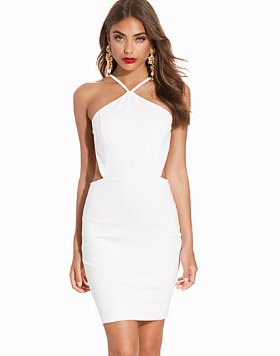 Cut Out Open Back Dress (2262282029)