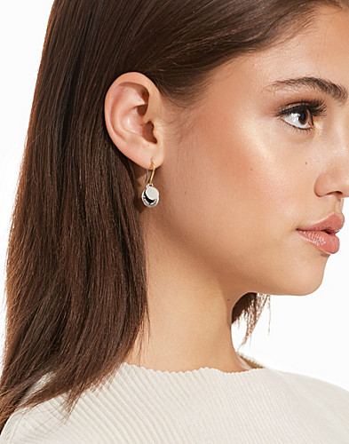Logo Disc Earrings (2204489357)