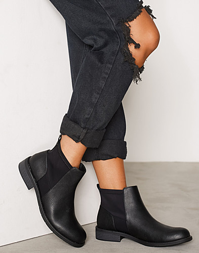 Back Chelsea Basic Boot (2286180233)