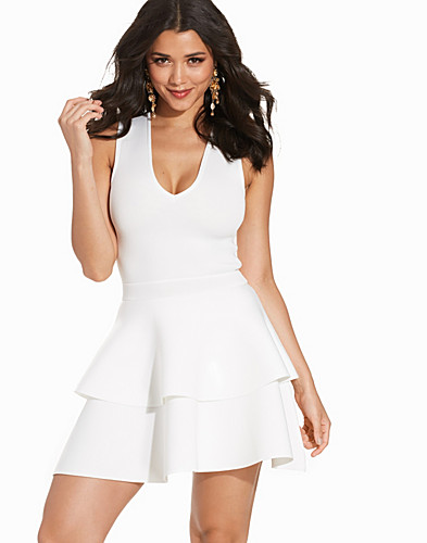 Double Frill Dress (2225381737)