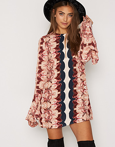 Ossie Vibes Printed Tunic (2281613503)
