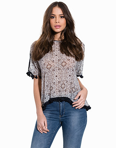 Anderson Printed Blouse (2163310361)